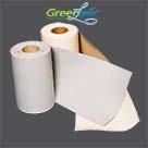 Невулканизированный фартук из не самоклеящегося эластоформа, размеры: 30см х 30.48м