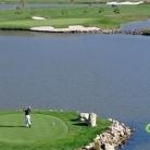 Озеро на поле для гольфа - Искусственные пруды